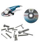 Accessoire profilé aluminium