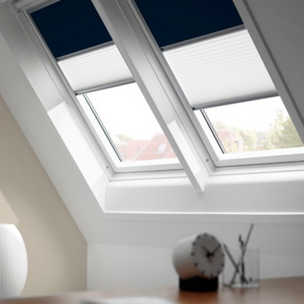 Amazing Latest Store Velux Occultant Duo Dfd Taille Et Couleur Au Choix Le Store  With Velux Store.
