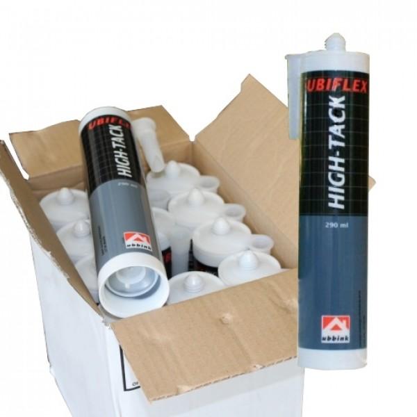 Colle Ubiflex en carton de 12 cartouches de 290 ml, le carton