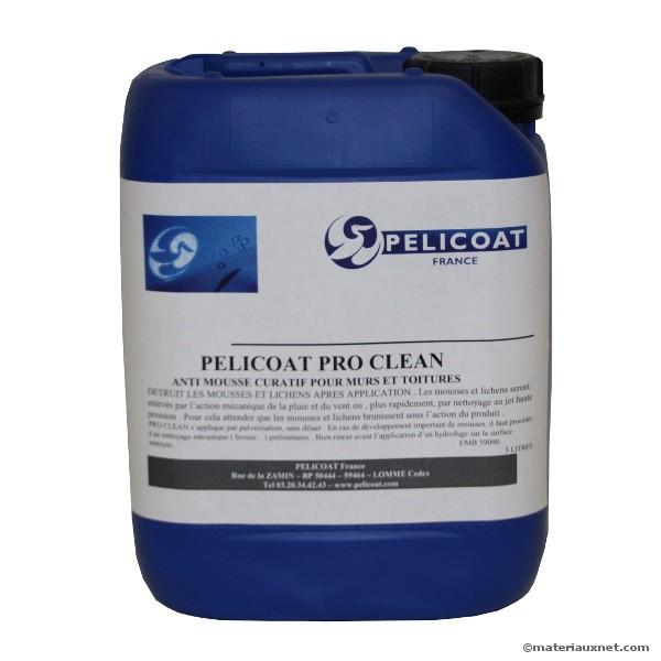 Anti-Mousse curatif Pro Clean en bidon de 5 litres, le bidon