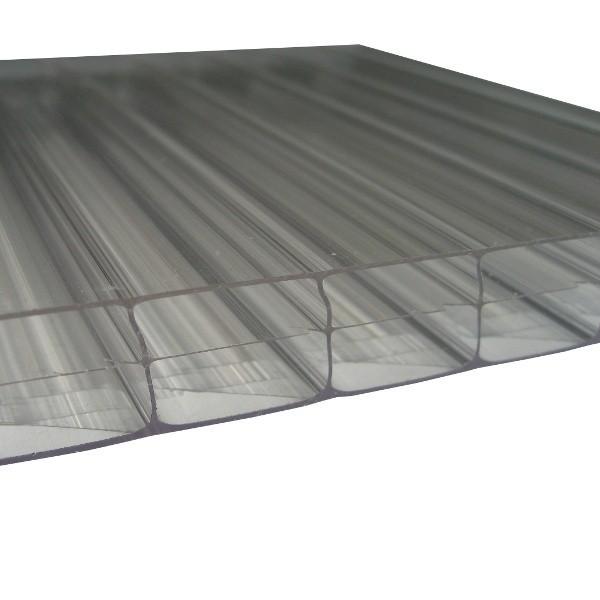 Plaque polycarbonate alv olaire claire 16 mm 0 98 m x 5 m polycarbonate - Polycarbonate 16mm prix ...