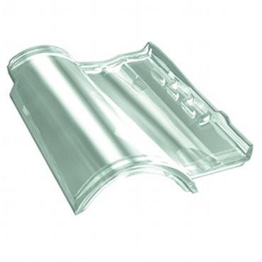 Tuile de verre Galleane 10 - ref Monier GS283, carton de 5 U