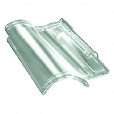 Tuile de verre Galleane 12 - ref Monier GT283, carton de 5 U
