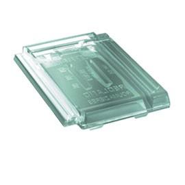 Tuile de verre Régence/Chartreuse - ref Monier RG283, carton de 8 U