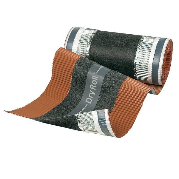 Closoir ventilé Dryroll rouleau de 295mm/10 m, coloris ardoise, par 4