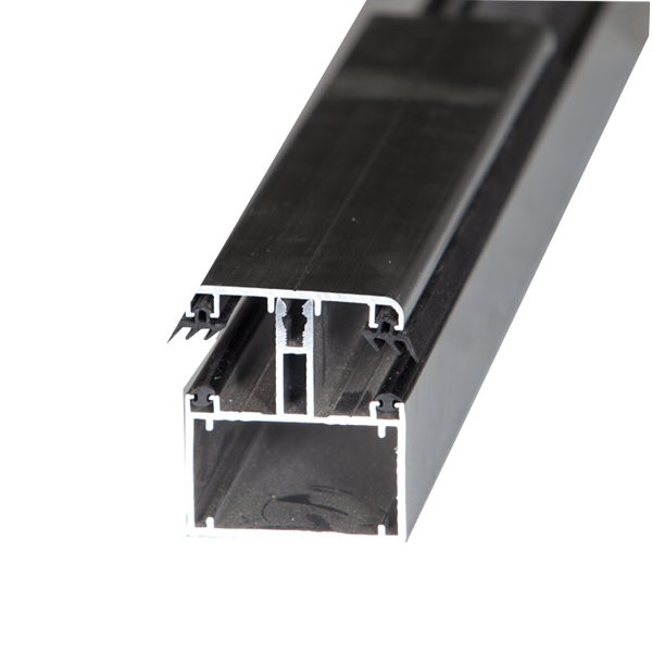 Kit Jonction Profil Tube 60 Capot 16 Mm Blanc Longueur 2 à 7 M