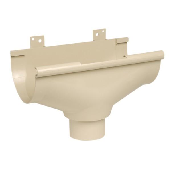 Naissance centrale dilatation Gouttière PVC Sable Nicoll d33 diam 100