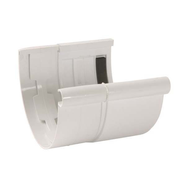 Jonction de dilatation pour Gouttière PVC à coller Blanc Nicoll d 33
