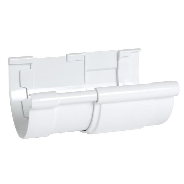 Jonction de dilatation pour Gouttière PVC à coller Blanc Nicoll d 25