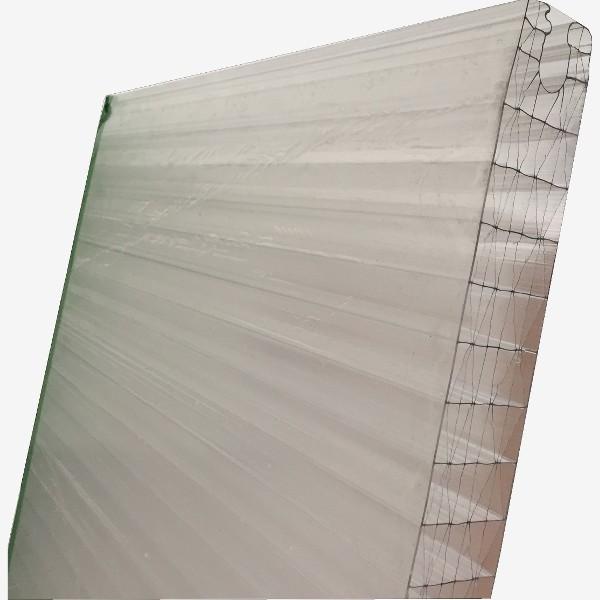 plaque polycarbonate emboitable opale 40mm 1 8m. Black Bedroom Furniture Sets. Home Design Ideas