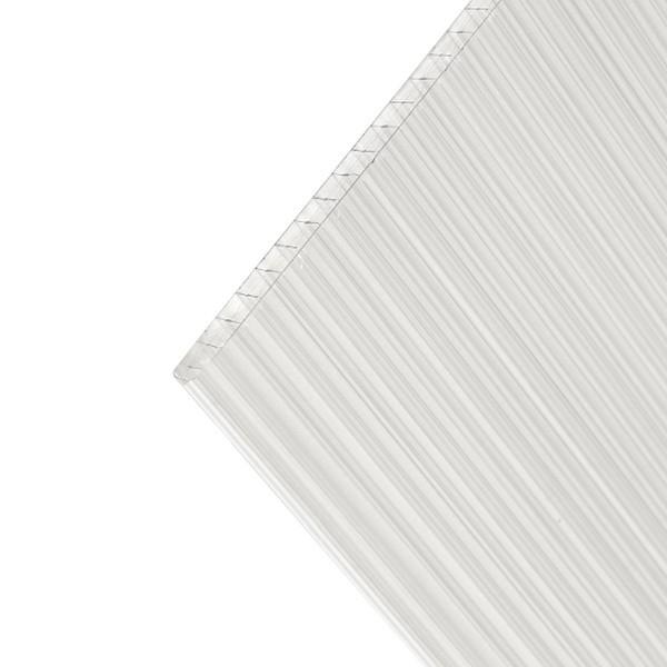plaque polycarbonate alv olaire 2 15 kg m2 claire 16 mm. Black Bedroom Furniture Sets. Home Design Ideas