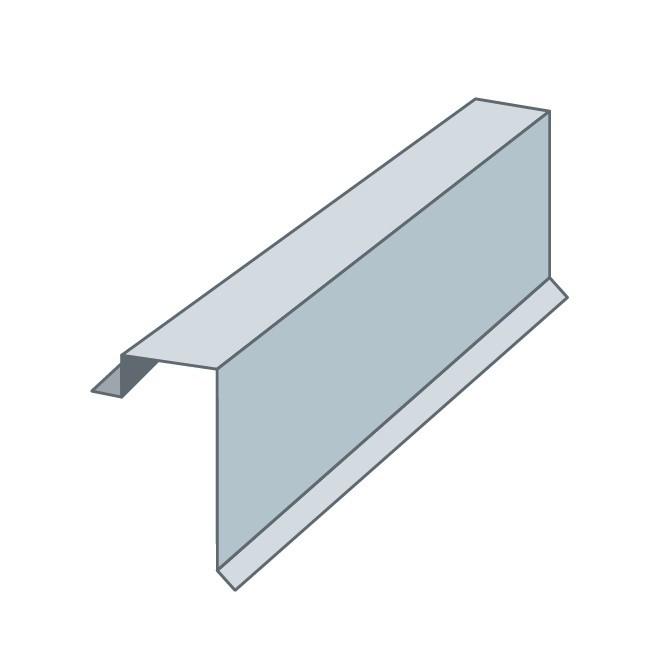 rive pour toiture bac acier toiture tableau isolant thermique. Black Bedroom Furniture Sets. Home Design Ideas
