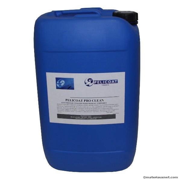 Anti-mousse curatif Pro Clean en bidon de 25 litres, le bidon
