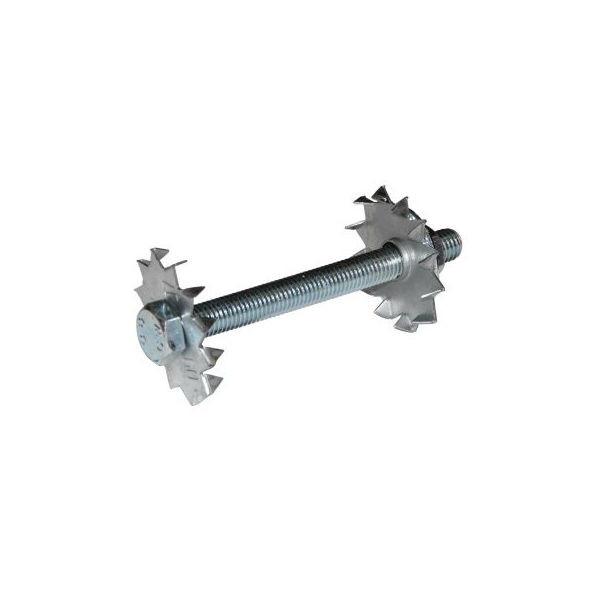 Axe Crampons 80 mm Dimos pour Chevron 50 mm, 10 pièces