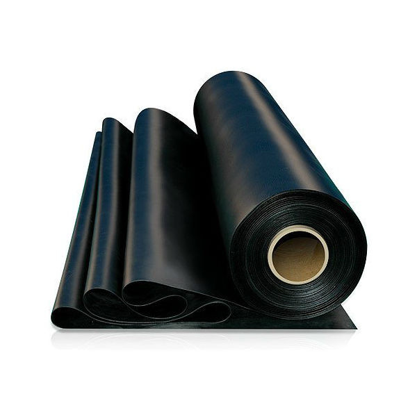Bâche Membrane EPDM pour Toiture, Rouleau de 6,1 x 30,5 m