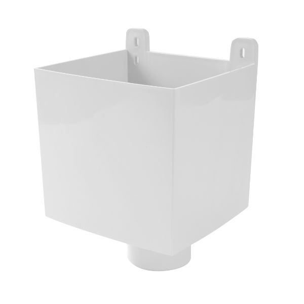 Boîte à Eau Blanc Diamètre 80 mm Nicoll BAO80B