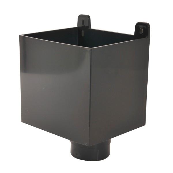 Boîte à Eau Anthracite Diamètre 80 mm Nicoll BAO80A