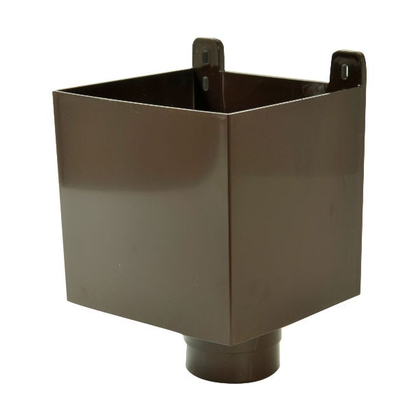 Boîte à Eau Marron Diamètre 80 mm Nicoll BAO80M