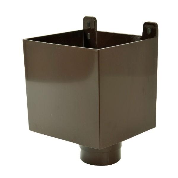 Boîte à Eau Marron Diamètre 100 mm Nicoll BAO100M