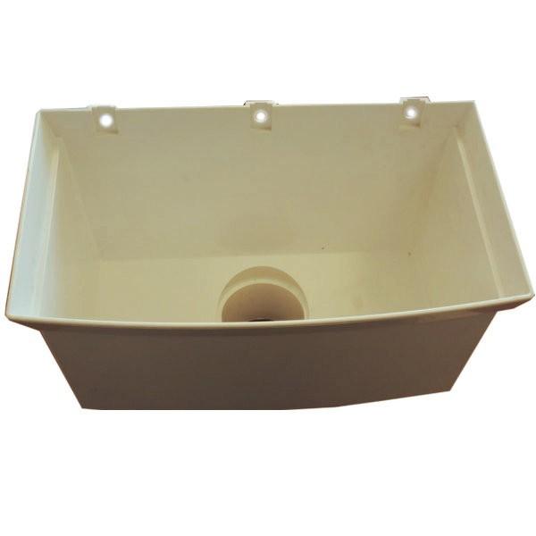 Boîte à eau First Plast couleur sable, 310x185x180mm