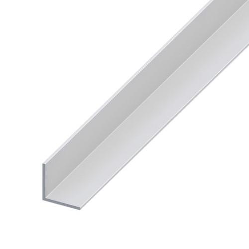 Cornière aluminium brut - 30 x 30 mm - Longueur 6,04 m