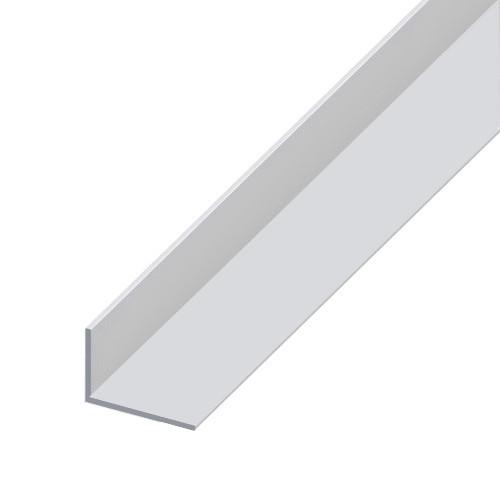 Cornière aluminium brut - 60 x 40 mm - Longueur 6,04 m