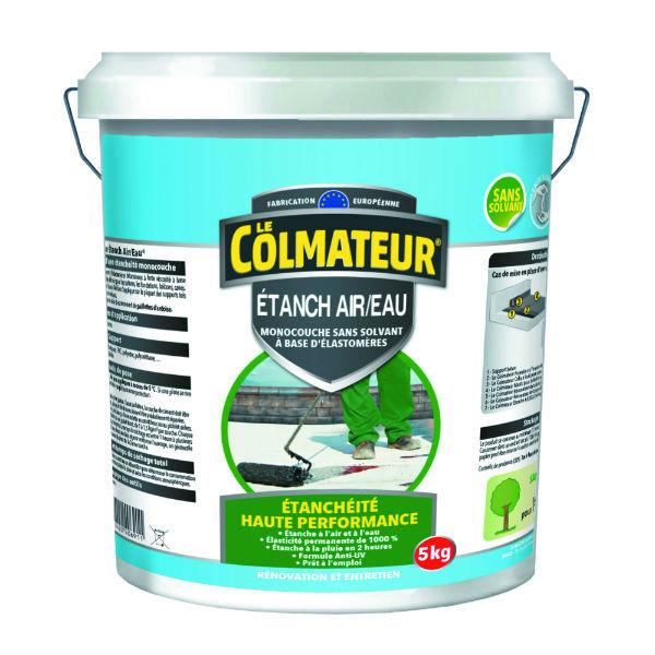 Revêtement Bitume d'Étanchéité Air/Eau, Le Colmateur