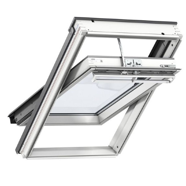 Fenêtre de Toit Velux à Rotation Standard GGL 2054 WhiteFinish