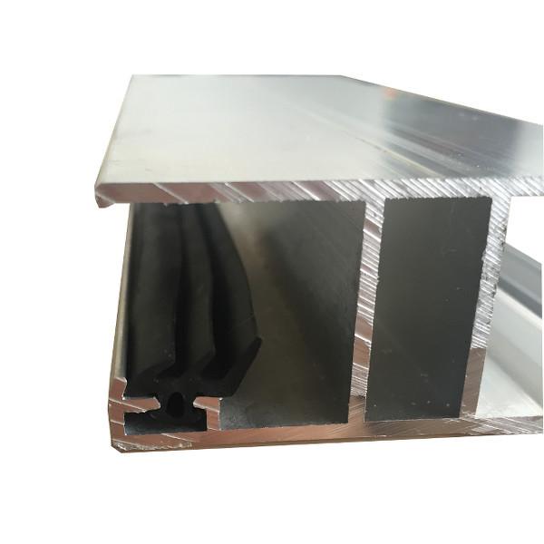 Profil H Jonction éco Joint 16 Mm Alu Longueur 3m
