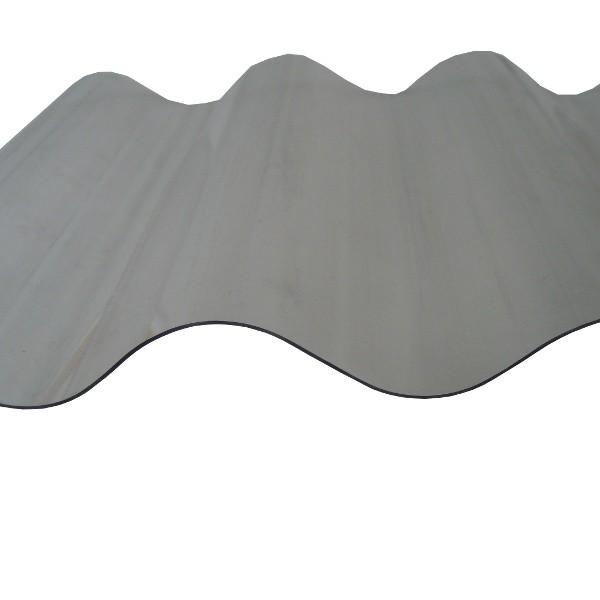 Plaque Polycarbonate Ondulé - Petites Ondes - 0,9 m x 1,52 m