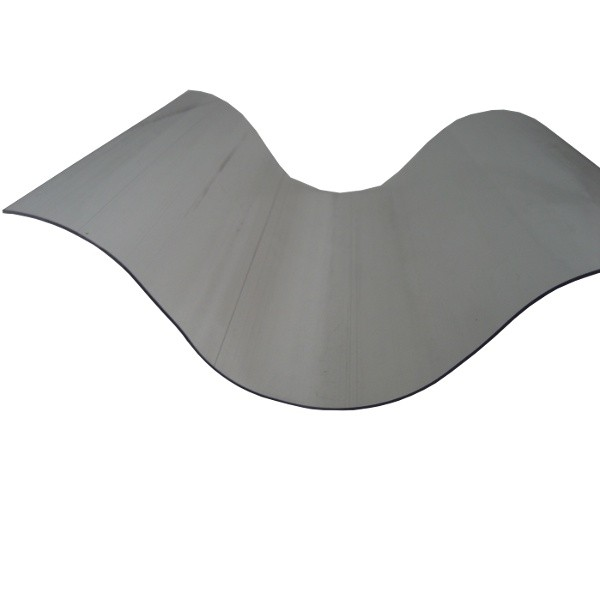 Plaque Polycarbonate Ondulé - Grandes Ondes - 0,92 m x 3,05 m