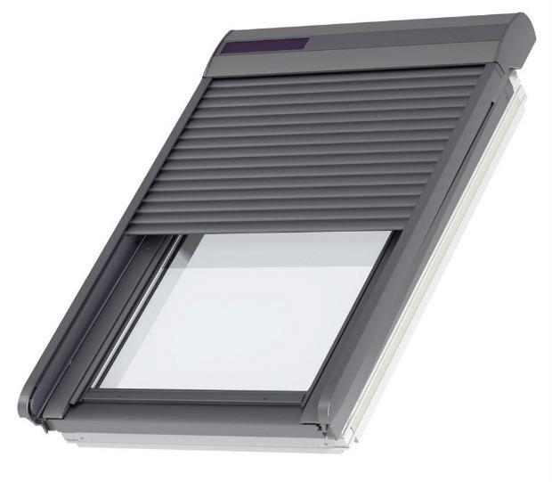Volet Roulant Solaire Velux SSL