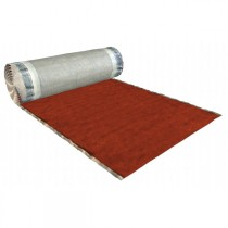 Rouleau Wakaflex pour abergement, 56 cm / 5m, coloris rouge