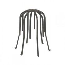 Crapaudine pour Gouttière PVC, Nicoll Ø 80 mm