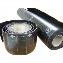 Ubiflex B2, couleur Noir, en rouleau de 0,4 x 12 mètres, le rouleau