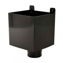 Boîte à Eau Noir Diamètre 100 mm Nicoll BAO100N