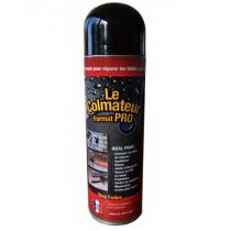 Le Colmateur Pro Spray Bitumeux pour étanchéité, bouteille de 650 ml