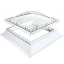 Dôme Acrylique (PMMA) - Bombé - Double parois - Dimensions et couleur au choix, le dôme