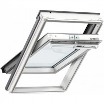 Fenêtre de Toit Velux à Rotation Confort GGL 0076 WhiteFinish