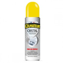 Le Colmateur Cristal, spray bitumeux d'étanchéité, 405 ml