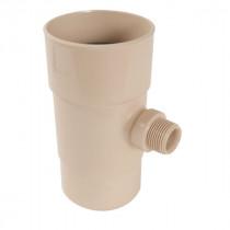 Récupérateur eau pluviale Sable Diamètre 100 mm Nicoll REPF100S