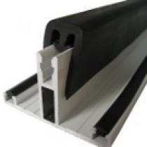 Kit Jonction Profil T + Joint - 16 mm - Blanc - Longueur 2 à 7 m