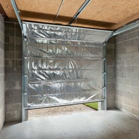 Isolant mince en kit pour porte de garage, 5,70m2