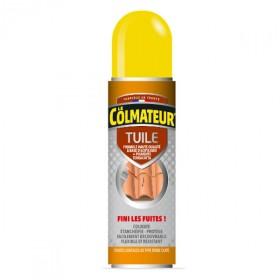 Le Colmateur Tuile en spray pour étanchéité, bouteille de 405 ml