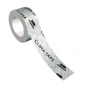 Bande adhésive Clima Tape Monier, rouleau de 25 m x 6 cm