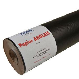 Papier anglais rouleau de 100mx 1m de large