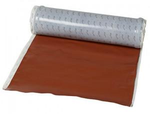 Rouleau Wakaflex pour abergement, 56 cm / 5m, Rouge